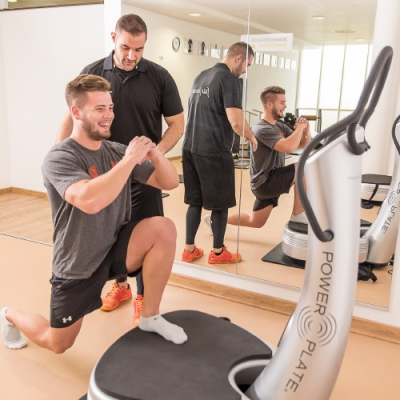 Vibrationstraining bei Fair Fitness