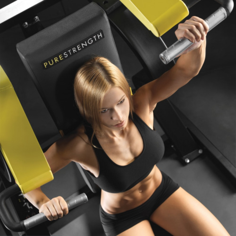 Pure Strength von Technogym