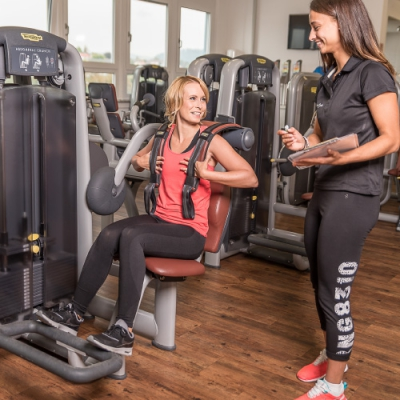 Professionelle Betreuung bei Fair Fitness