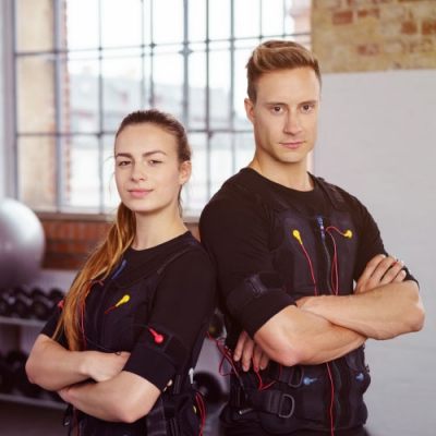 EMS-Training bei Fair Fitness