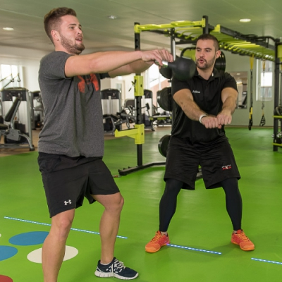 Functional-Training bei Fair Fitness